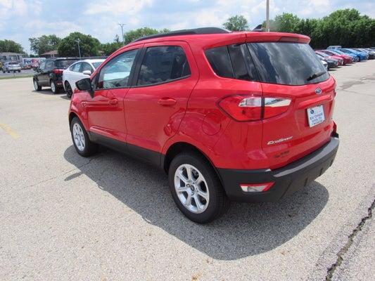 2020 Ford EcoSport SE in Vandalia, OH | Dayton Ford ...