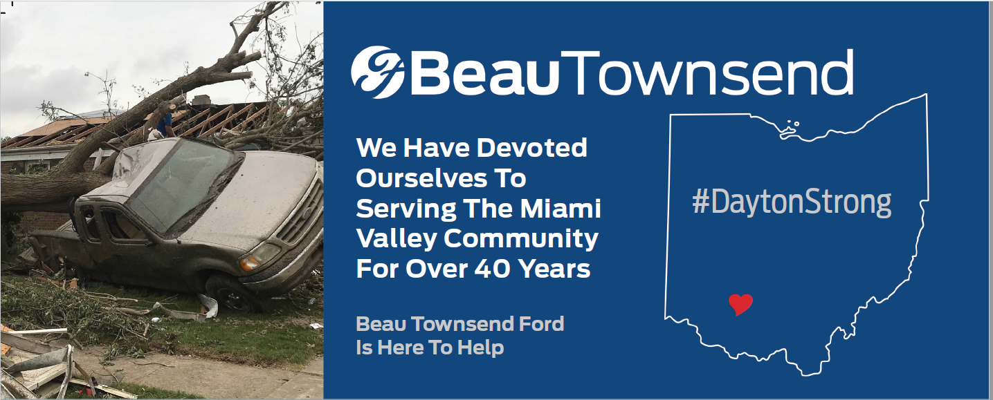 Beau Townsend Ford >> Dayton Strong